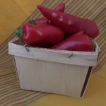 Fresno Peppers (quart)